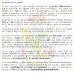 En España se permite informar a las autoridades de posibles delitos sin presentar denuncia de forma anónima.