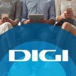 DIGI empieza el año captando casi 32000 clientes.