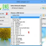 Dns Jumper v2.1, para cuando fallan las DNS de tu operador.