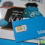 Nuevo OMV: Blau con llamadas a 8 centimos. Otro OMV de KPN. ¡Cobran gastos por comprar la SIM!