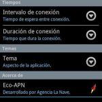 EcoAPN, una APP para ahorrar batería controlando la conexión de datos. ¡Interesante!
