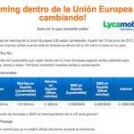 LYCAMOBILE usa un truco para no ofrecer Roaming en bonos.