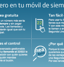 Movistar Innova: Segunda linea móvil en Movistar: Coste 0.