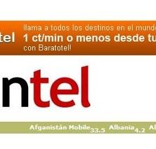 Llamadas internacionales a precio de llamada local sin restricciones de horario: Espantel 911 320 123