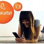 Euskaltel empieza a competir aunque únicamente en el Pais vasco.