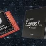 Exynos 7420 vs Snapdragon 810 : No hay tantas diferencias.