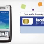 ¿Usar Facebook sin plan de datos ni Wifi? Gemalto lo presentó en el GSM Congress de 2011. ¿No ha triunfado?