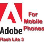 Adobe cierra el proyecto de dar soporte Flash para móviles. Una decisión muy triste.