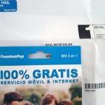 FREEDOMPOP convence pasar al 4G a menos de 5000 clientes.