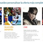 MOVISTAR lanza Fusion+ con más futbol por 2-5 euros al mes más.
