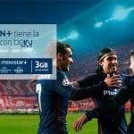 MOVISTAR regala el fútbol a sus clientes Movistar Fusión+