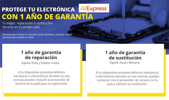 garantiaaliexpress1year