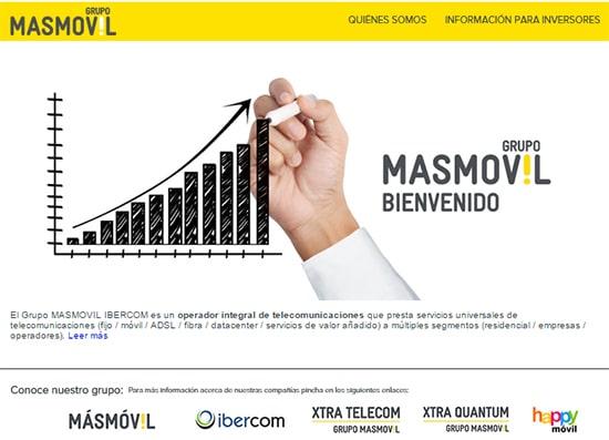 GRUPO MASMOVIL