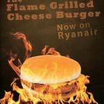 Ryanair ya tiene hamburguesas en los vuelos: ¡Me hicieron caso! Vuelos desde 8€ ida y vuelta hasta el dia 25 Mayo.