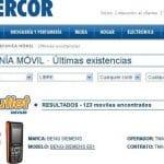 Outlets moviles Hipercor: Una forma fácil de conseguir un movil barato.