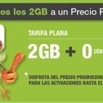 HITS MOBILE lanza un bono temporalmente de 2GB por 9,9€