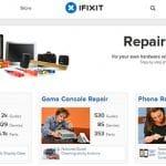 IFIXIT, una guía para repararnos nosotros mismos el móvil y otros dispositivos.