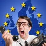 La Unión Europea quiere que las llamadas en Europa cuesten menos.