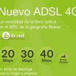 IB-RED, Internet de banda ancha mediante 4G sin móvil a precios low cost.