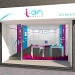 La primera tienda física de ION MOBILE llegará por Navidad.