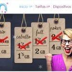 ION MOBILE mejora con más datos sus tarifas: Un buen inicio del 2015 aunque de momento sin 4G.