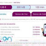 ION MOBILE abre su web al público a la contratación online de sus servicios.