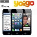 Yoigo confirma oficialmente la disponibilidad del Iphone en su operador con cualquiera de sus tarifas.  Yoigo cuida a sus clientes de 9€.
