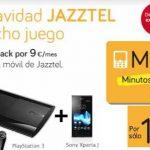 JAZZTEL ofrece una solución convergente con un móvil y una consola PS3 con llamadas ilimitadas.