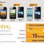 Jazztel saca una solución convergente sin Internet: Fijo + móvil desde 29,95€