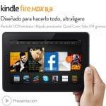 Amazon dispuesta a competir con Google y Apple en el mundo de los tablets: un precio muy similar 379€.