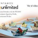 Tarifas planas de libros en España: Llega Kindle Unlimited desde 9,99€ estudiamos alternativas.
