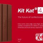 GOOGLE llega a un acuerdo con Kitkat (Nestle) para que su versión 4.4 de Android se llame KITKAT. ¡Curioso!