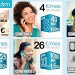 LCRMOVIL también encarece sus tarifas entre 1€ y 3€ al mes.