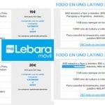LEBARA no se olvida de bonos para latinoamericanos.