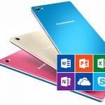 Microsoft instalará sus APPS en LENOVO