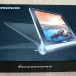 Un tablet del estilo al ratón de Apple: Lenovo Yoga Tablet8 7 ¡150€!