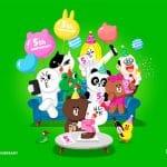 LINE celebra su 5 aniversario: llamadas gratis un día Line Out.