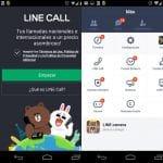LINE introduce llamadas de voz IP sin establecimiento de llamada pero cobrando por minutos completos. @NAVER_LINE