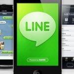 LINE gana 58,9 millones de dolares durante el primer trimestre del 2013 con su APP LINE gratuita.