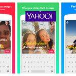 Livetext, la alternativa de Yahoo a WhatsAPP con vídeo sin sonido.