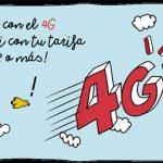 LOWI lanza 4G por fin a todos sus clientes de al menos 2GB/mes.
