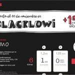 LOWI regala 1GB  del 21 de Noviembre al 30 de Noviembre