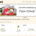 LOWI apuesta por 3 meses de permanencia en fibra frente a sus competidores.