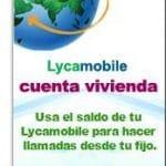 LycaMobile permitirá usar el saldo para llamar desde el fijo.
