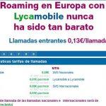 Lycamobile y Gt-Mobile cambiar de red sin cambiar de SIM por ser operadoras virtuales completas.