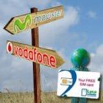 Lycamobile cambio de red de Movistar a Vodafone y consta que tiene facturas pendientes de pago a Vodafone lo cual pone en peligro el servicio a sus clientes.