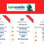 LYCAMOBILE lanza ofertas para nuevos clientes sin tethering a ninguno.