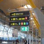 El aeropuerto de barajas necesita que llevemos monedas encima para poder comprar cualquier producto.