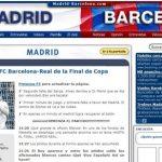 TVE pone publicidad en el partido de hoy: Madrid – Barcelona