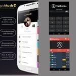 ChatLock y HushHush dos APPS para proteger tu intimidad. ¡Os puede ser útil!